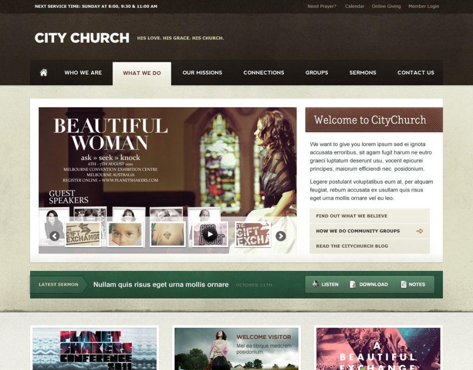 Church 21