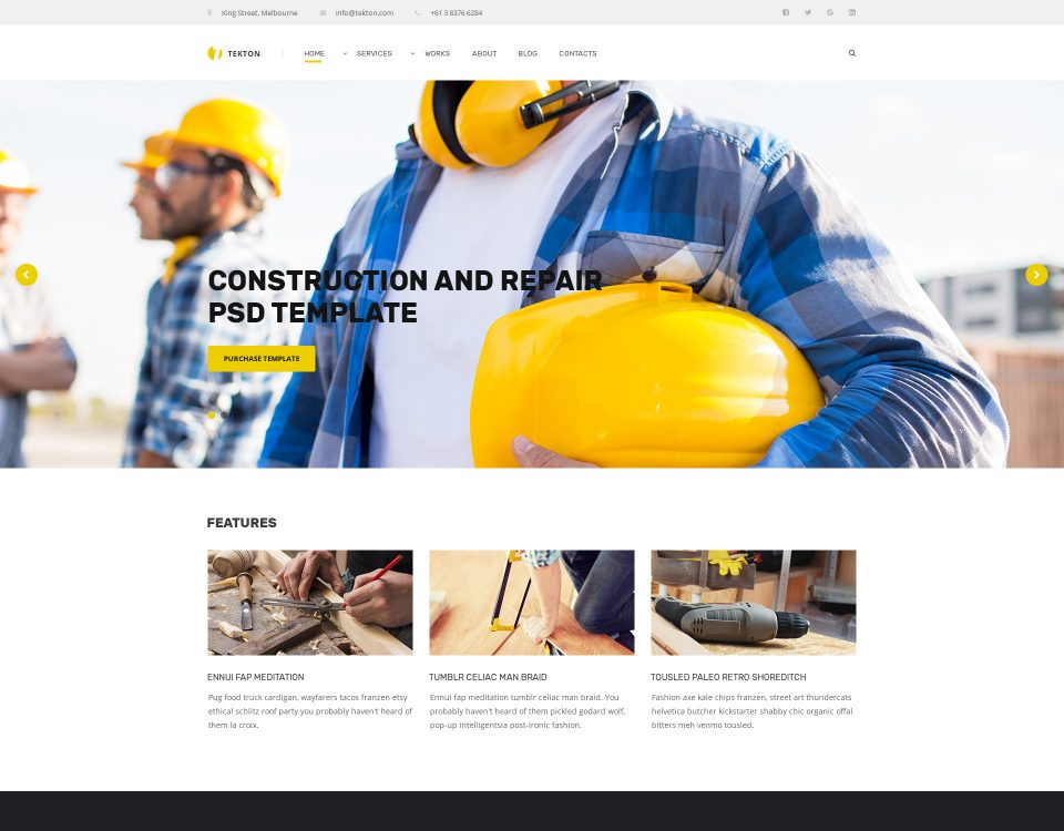 Construction 107