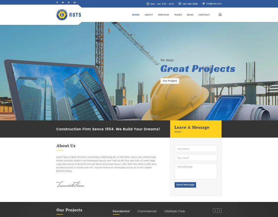 Construction 141