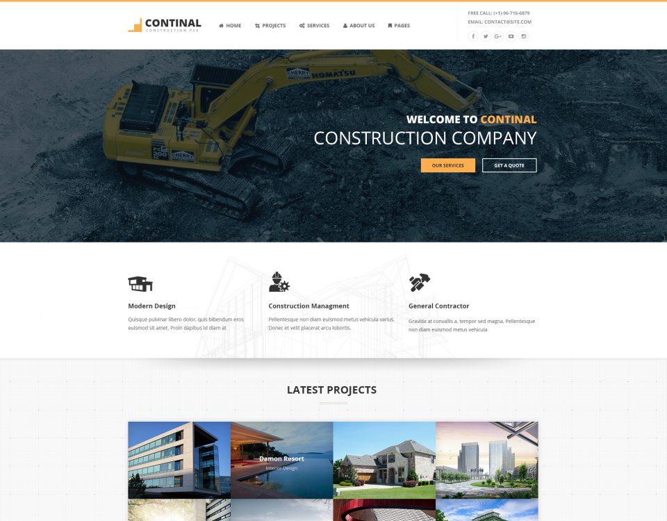 Construction 76