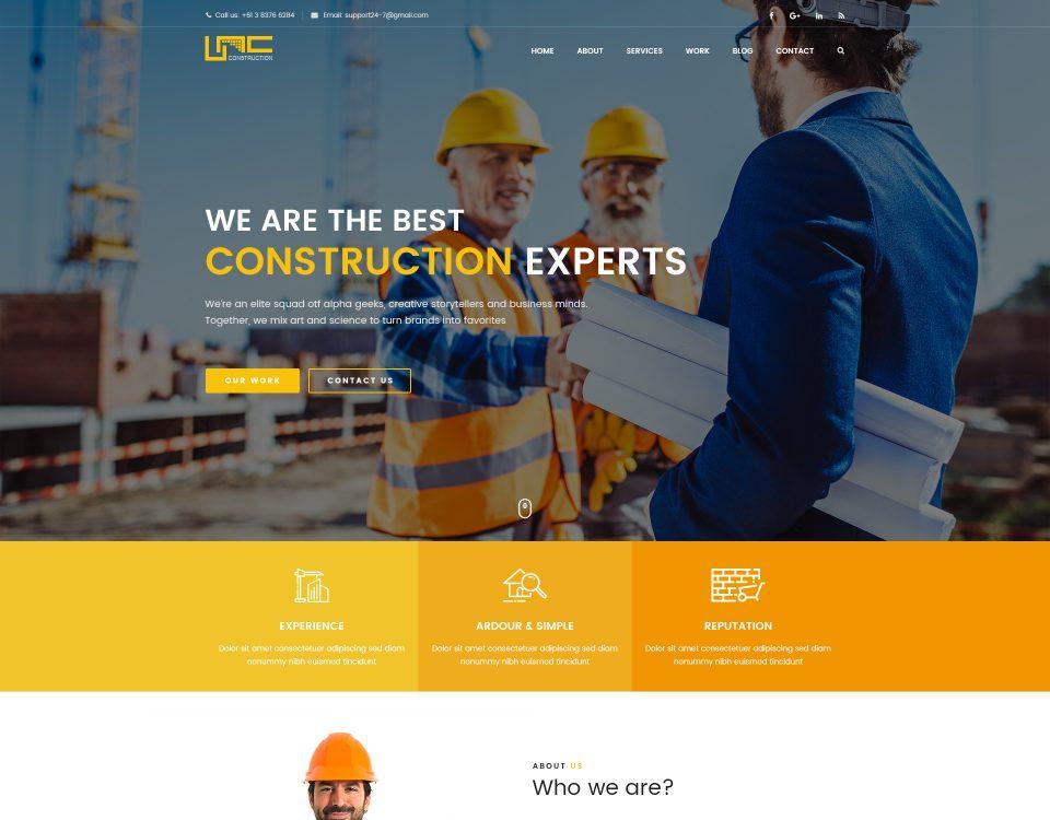 Construction 84