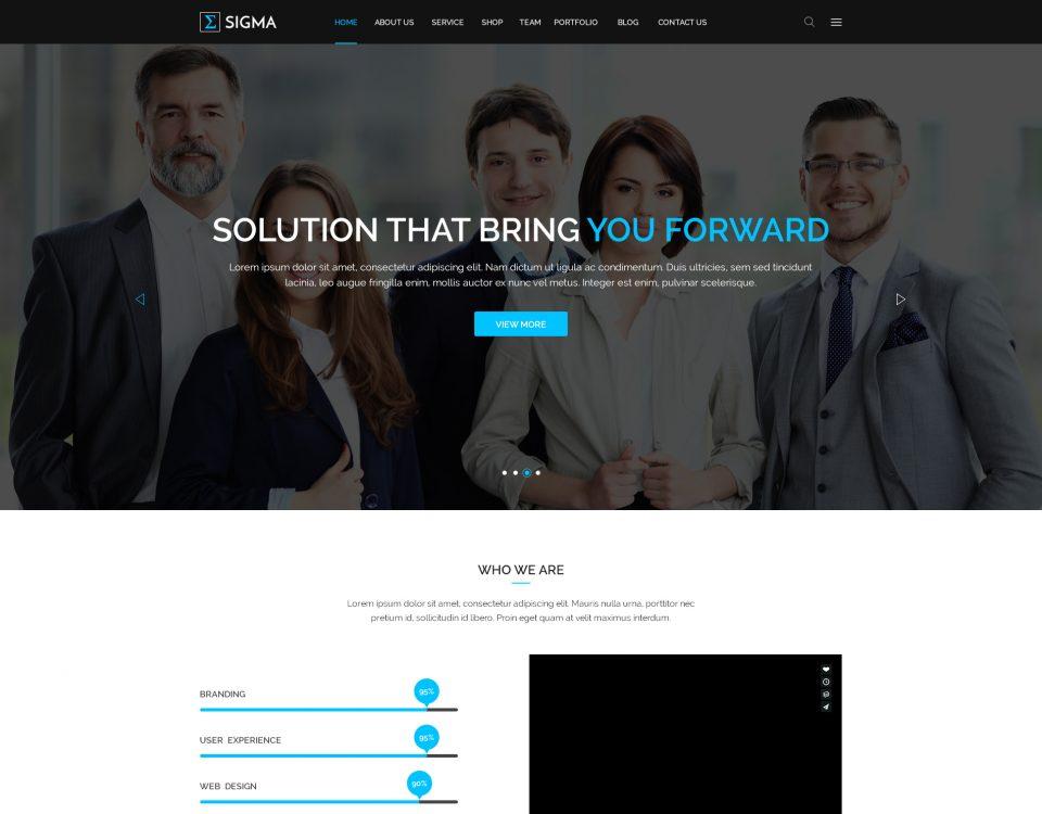 Finance Website 151