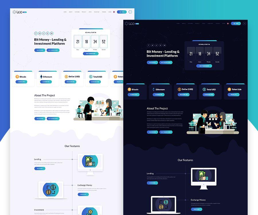 Finance Website 57