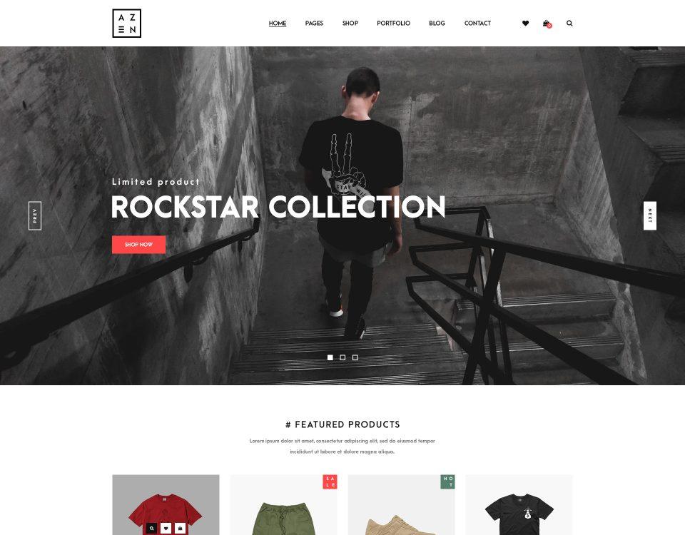 Finance Website 85
