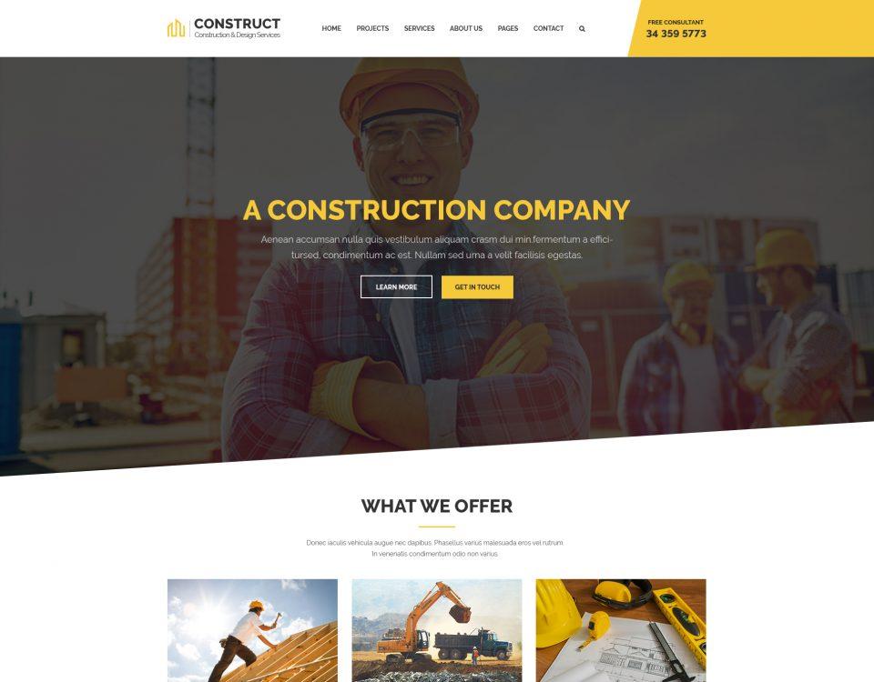 Construction 105
