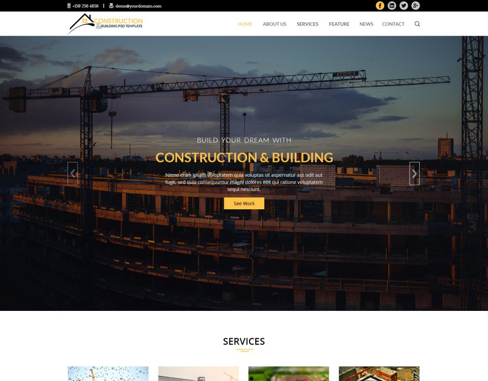Construction 115