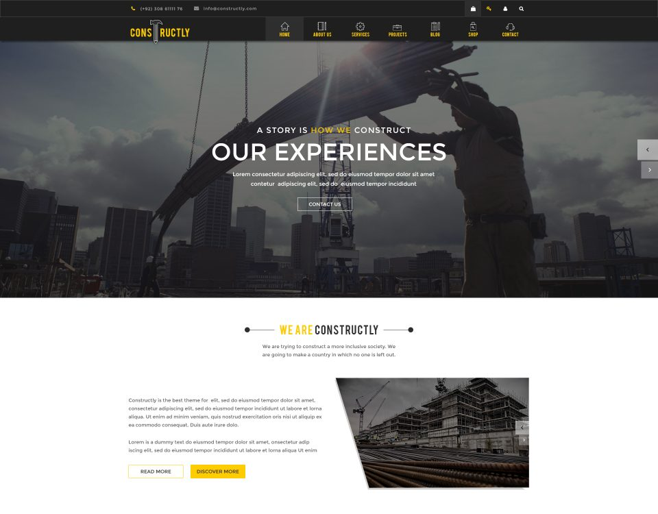 Construction 158