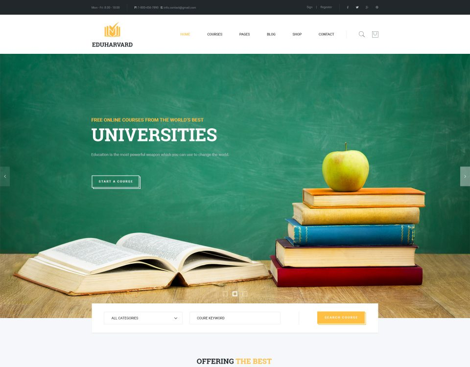 Education 103