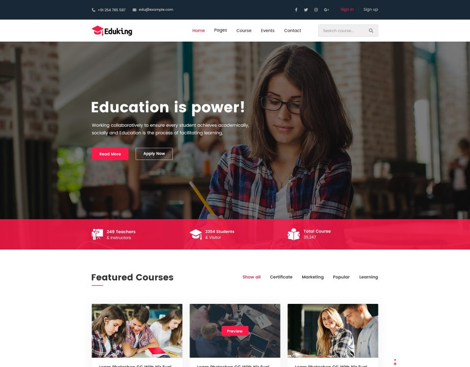 Education 16