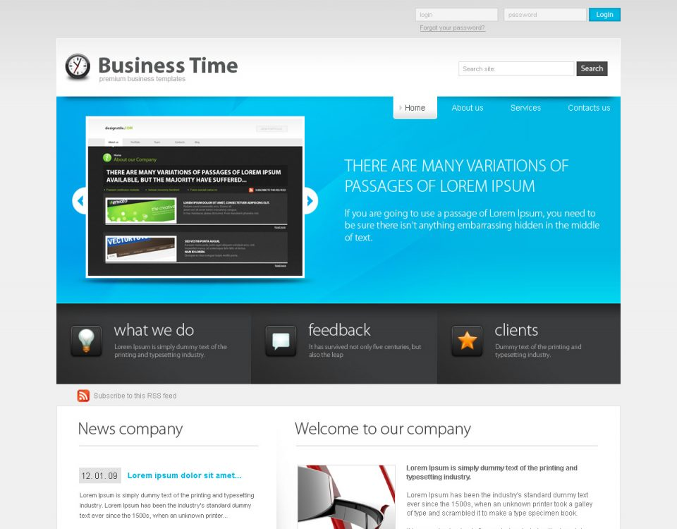 Business 12
