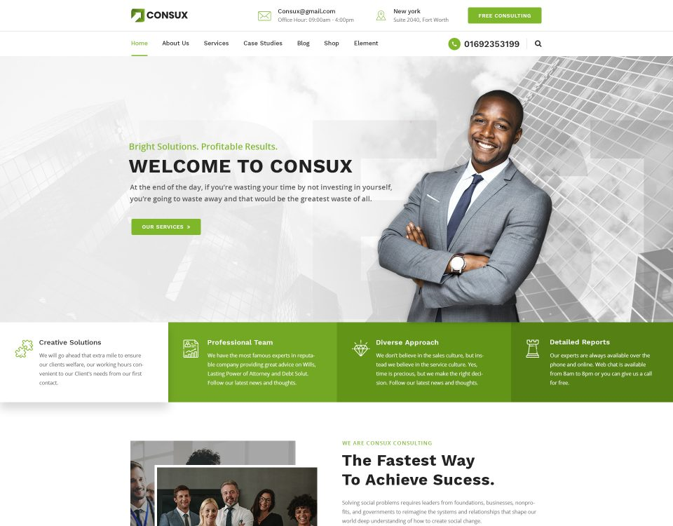 Consulting 07