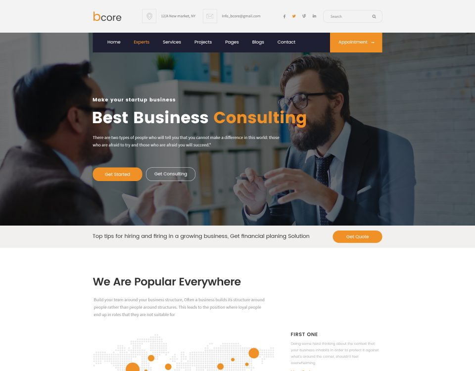 Consulting 109