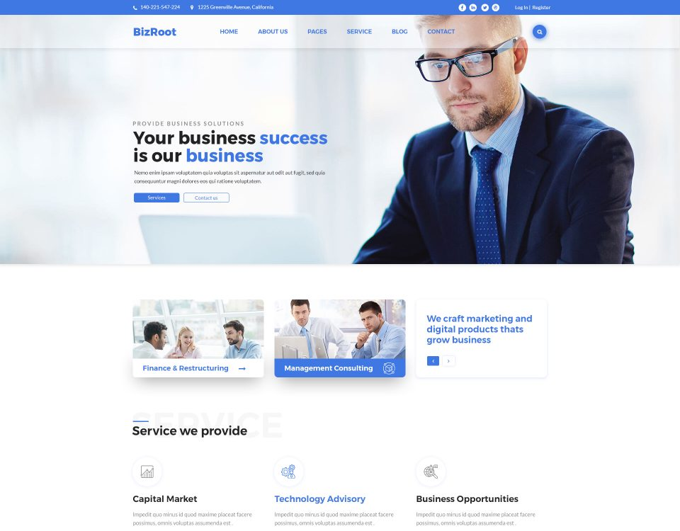 Consulting Firm 65