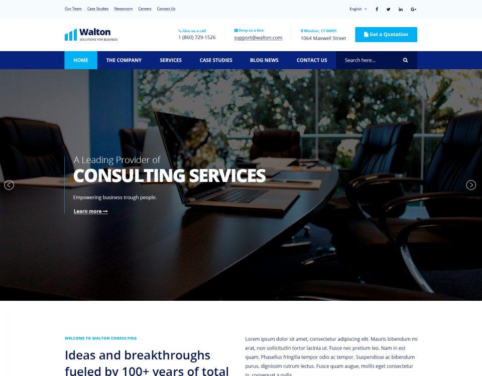Finance Website 49