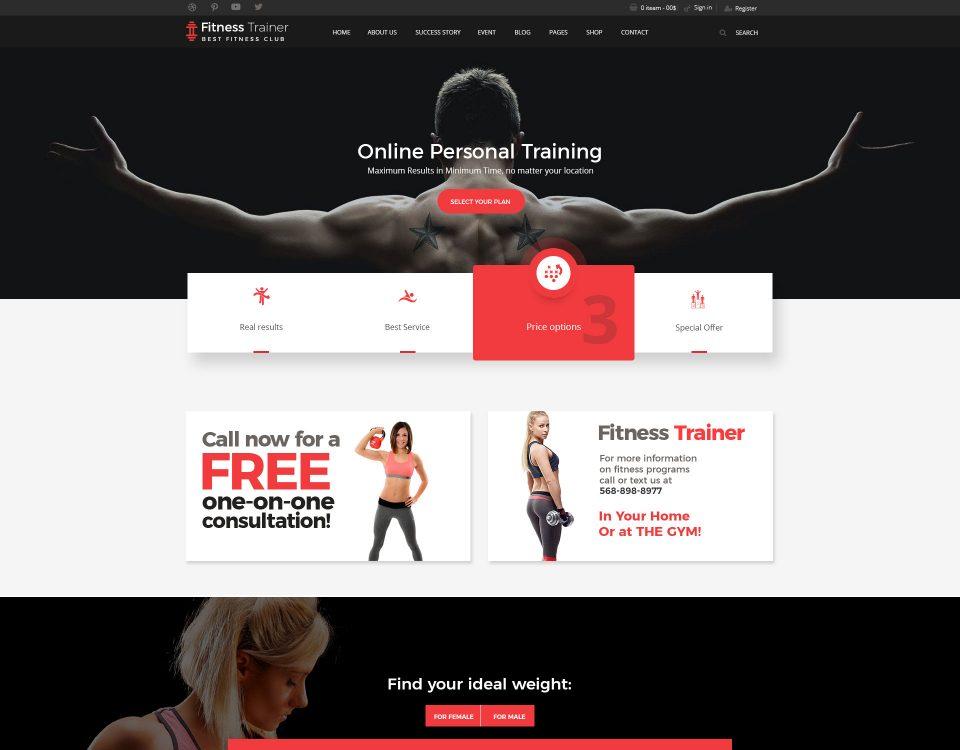 Fitness 18